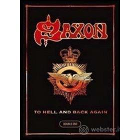 Saxon. To Hell And Back Again (2 Dvd)