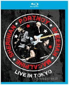 Portnoy. Sheehan. McAlpine. Sherinian. Live in Tokyo (Blu-ray)
