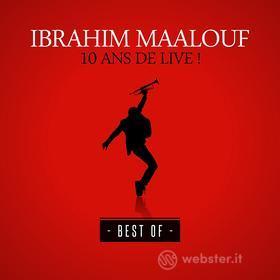 Ibrahim Maalouf - 10 Ans De Live ! (7 Cd+Usb Key)