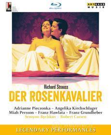 Richard Strauss - Der Der Rosenkavalier - Bychkov Semyon Dir (Blu-ray)