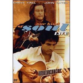 Daryl Hall & John Oates. Our Kind Of Soul. Live