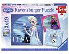 Ravensburger 3x49 pezzi