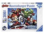 Ravensburger Puzzle Super 200 pezzi