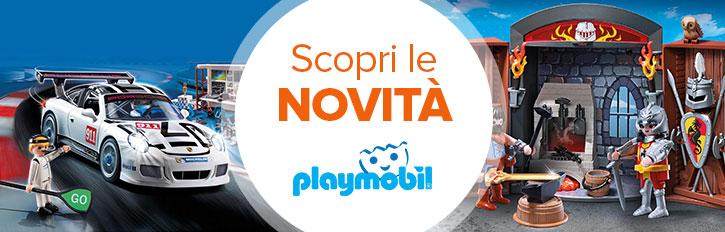 Novità Playmobil