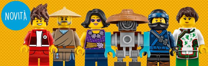 Lego Novità 2018