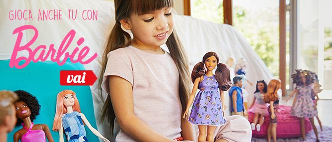 Barbie bambole 2018