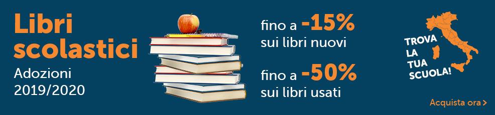 Prossimamente disponibili le adozioni dei libri scolastici 2019-2020!
