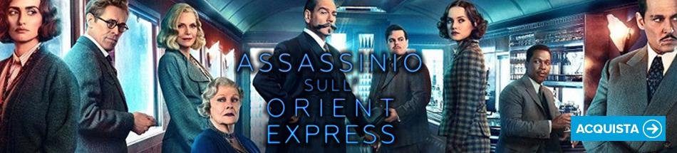 Scopri il remake di Assassinio sull'Orient Express