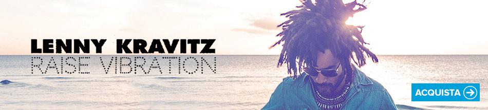 Lenny Kravitz Raise Vibration