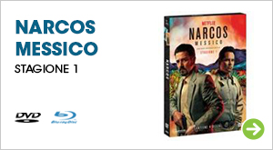 Narcos Messico