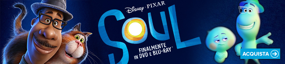 Soul, il nuovo film Disney Pixar